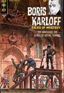 Boris Karloff Tales of Mystery 030 1970