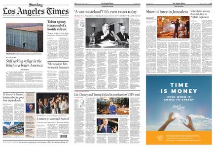 Los Angeles Times – May 09, 2021