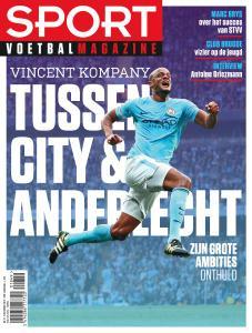 Sport Voetbal Magazine - 5 December 2018