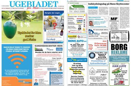 Ugebladet for Møn – 15. april 2019