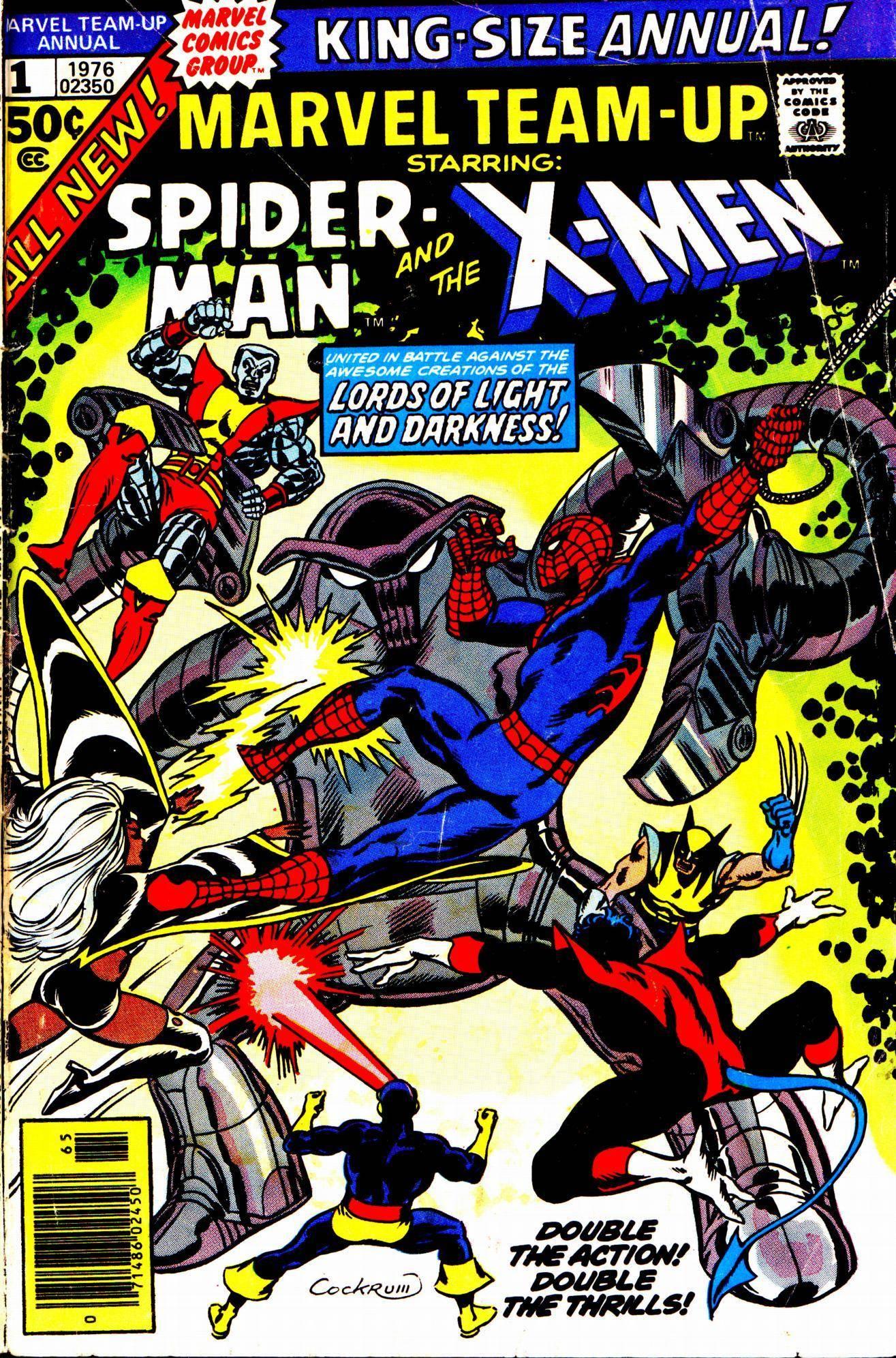 Marvel Team-Up v1 Annual 01 - 1976