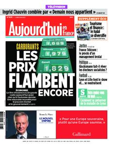 Aujourd'hui en France – 06 mai 2019