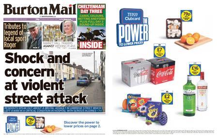 Burton Mail – March 18, 2021