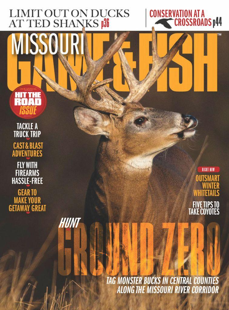 Missouri Game & Fish - December 2018
