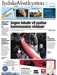JydskeVestkysten Varde – 23. oktober 2018
