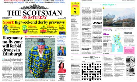 The Scotsman – December 29, 2018