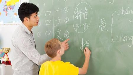 Learning Chinese Classroom for Beginer
