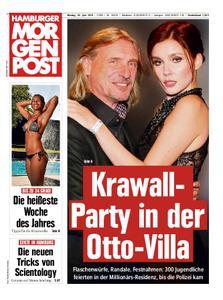 Hamburger Morgenpost – 24. Juni 2019