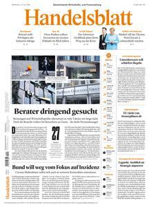Handelsblatt - 13 Juli 2021