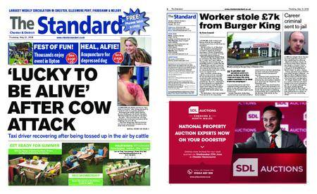 The Standard Chester & District – May 31, 2018