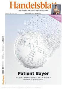 Handelsblatt - 07. Dezember 2018