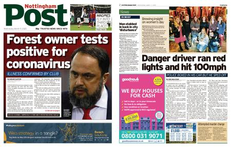 Nottingham Post – March 11, 2020