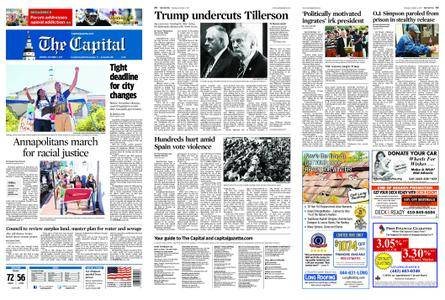 The Capital – October 02, 2017