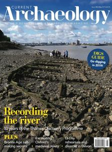 Current Archaeology - Issue 350