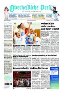 Oberhessische Presse Hinterland - 21. Januar 2019