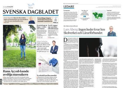 Svenska Dagbladet – 30 maj 2019
