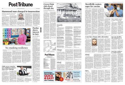 Post-Tribune – January 16, 2021