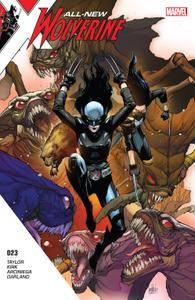 All-New Wolverine 023 2017 Digital BlackManta-Empire
