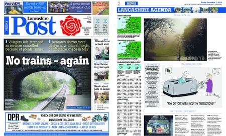 Lancashire Evening Post – December 07, 2018