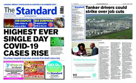 The Standard Chester & District – October 08, 2020