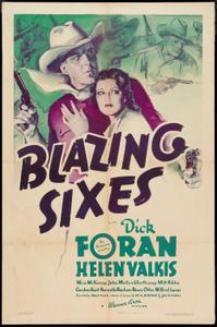 Blazing Sixes (1937)