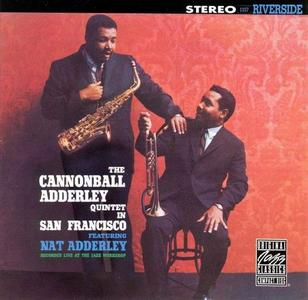 The Cannonball Adderley Quintet - In San Francisco (1960) [Reissue 1989]