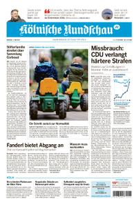 Kölnische Rundschau Wipperfürth/Lindlar – 09. Juni 2020