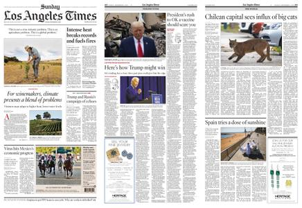 Los Angeles Times – September 06, 2020