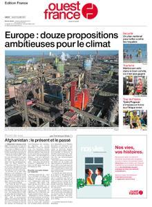 Ouest-France Édition France – 15 juillet 2021
