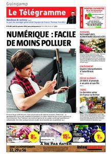 Le Télégramme Guingamp – 26 septembre 2019