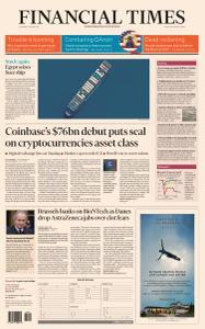 Financial Times USA - April 15, 2021