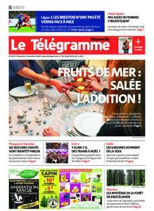 Le Télégramme Brest Abers Iroise – 15 décembre 2019