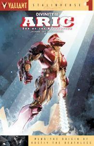 Divinity III - Aric Son of the Revolution 001 2017 digital Son of Ultron-Empire