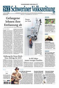 Schweriner Volkszeitung Hagenower Kreisblatt - 16. November 2018