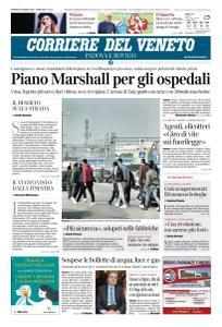 Corriere del Veneto Padova e Rovigo - 13 Marzo 2020