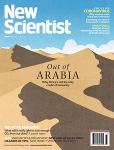 New Scientist - August 21, 2021