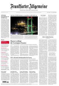 Frankfurter Allgemeine Zeitung F.A.Z. - 08. März 2019