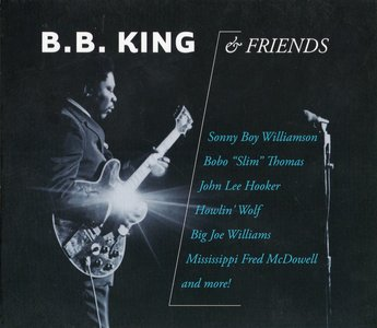 B.B. King - B.B. King & Friends (2007) Re-Up