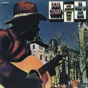Don Covay & The Jefferson Lemon Blues Band - The House of the Blue Lights (1969/2012) [Official Digital Download 24/96]