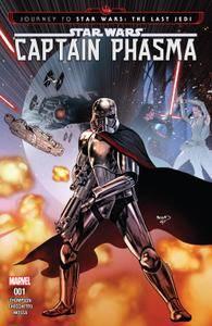 Journey to Star Wars - The Last Jedi - Captain Phasma 001 2017 Digital Kileko-Empire