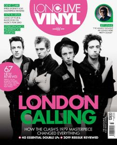 Long Live Vinyl – December 2019