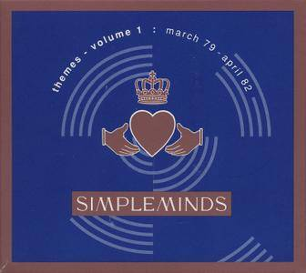 Simple Minds ‎– Themes - Volume 1: March 79 - April 82 (1990)