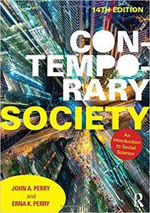 Contemporary Society: An Introduction to Social Science, 14 edition