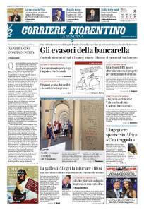 Corriere Fiorentino La Toscana – 05 ottobre 2018