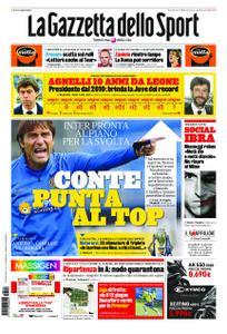La Gazzetta dello Sport Roma – 19 maggio 2020