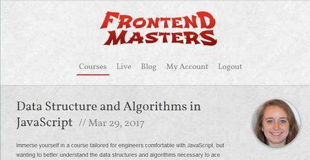 Data Structures and Algorithms in JavaScript (2017)