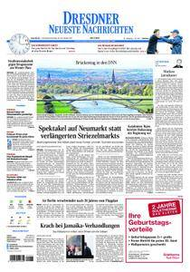 Dresdner Neueste Nachrichten - 28. Oktober 2017