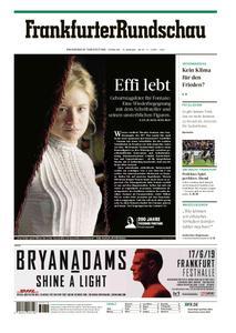 Frankfurter Rundschau Deutschland - 20. April 2019