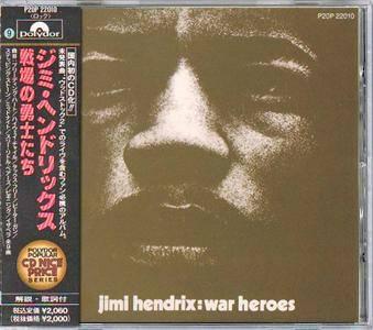 Jimi Hendrix - War Heroes (1972) Repost