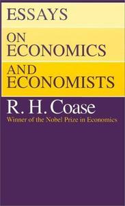 Essays on Economics and Economists